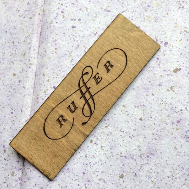 Custom Logo Bookmark