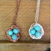 Birds Nest Necklace