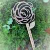Wooden Personalised Rose