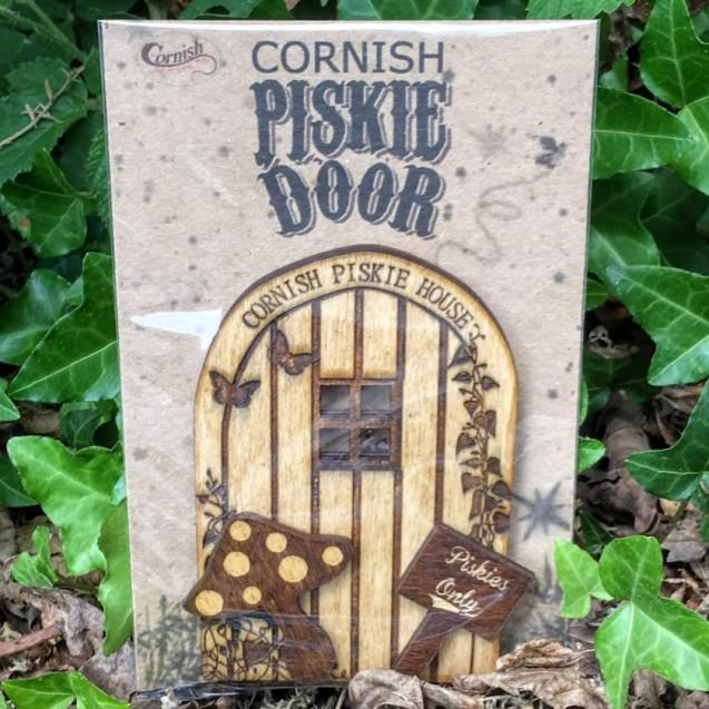 Cornish Piskies Door