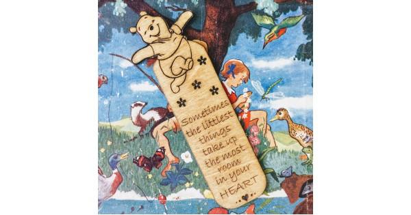 Book Quote Bookmark