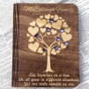 Wooden Family Notebook