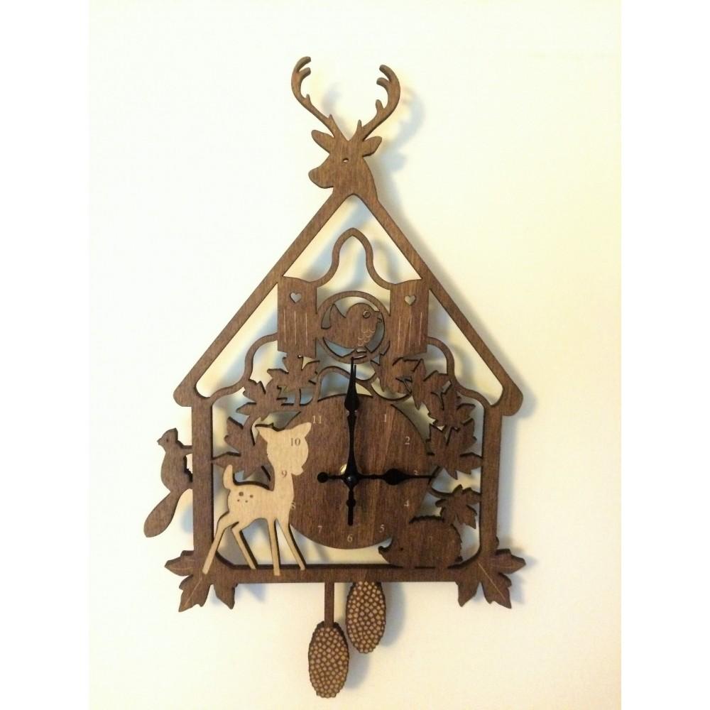 Cuckoo clock - Wooden cuckoo clocks ...