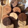 Wooden Love Tokens